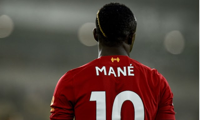 Sadio Mane is set to miss Liverpool's trip to West Ham United