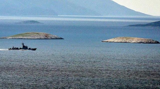 Erdogan presentó reclamos territoriales a Grecia