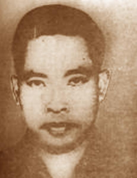 Foto Letnan Kolonel Sugiyono Mangunwijoto