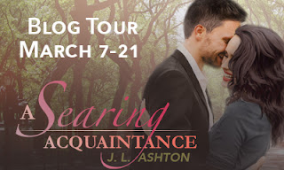 Blog Tour - 'A Searing Acquaintance' by J. L. Ashton
