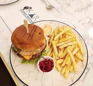 kara lounge restaurant beyoğlu istanbul menu fiyat sipariş iletişim hamburger pizza