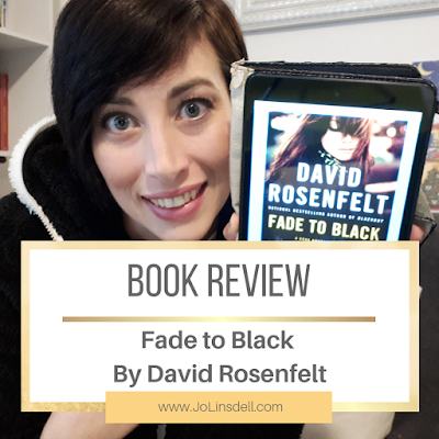 Book Review: Fade to Black by David Rosenfelt