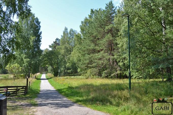 Rezerwat Igelbäckens i opuszczona stacja metra