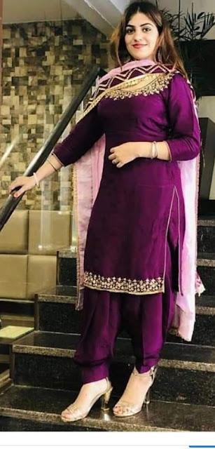 Punjabi Suits for Teej