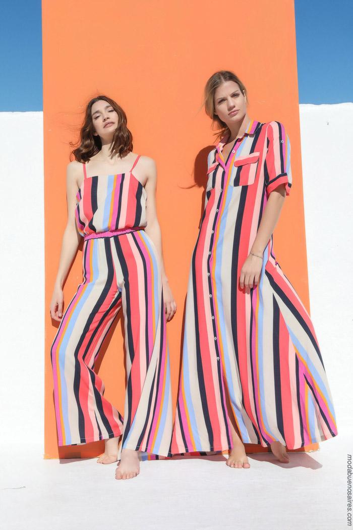 las rayas estan de moda esta primavera verano 2020