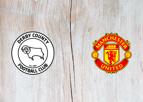 Derby County vs Manchester United -Highlights 5 March 2020