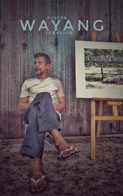 Saksikan Telefilem Poster Wayang Terakhir Di TV1
