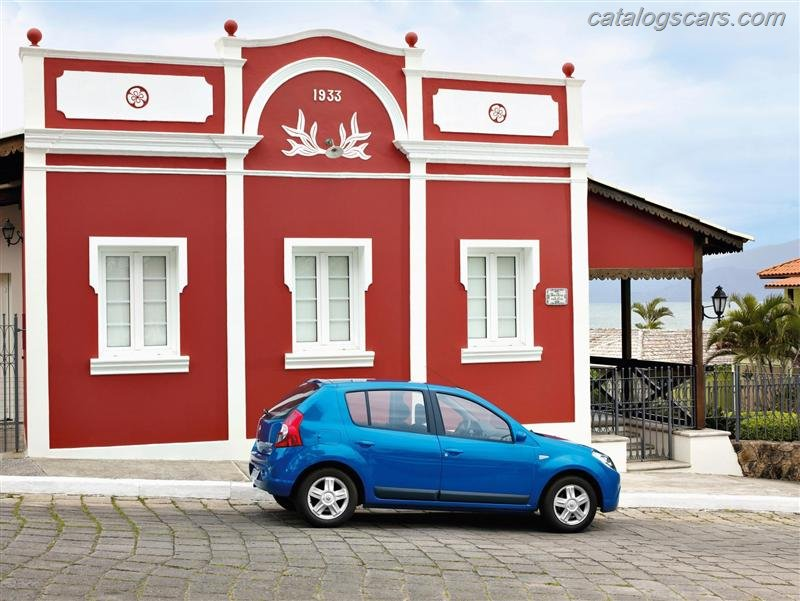 صور سيارة رينو سانديرو 2015 - اجمل خلفيات صور عربية رينو سانديرو 2015 - Renault Sandero Photos Renault-Sandero_2012_800x600_wallpaper_08.jpg