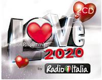 Logo Concorso ''LOVE 2020'' : vinci gratis la compilation degli innamorati