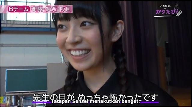 Nogizaka46 No Gaku Tabi Episode 6 (Saitama) (Sakaguchi Tamami, Umezawa Minami, Misa Eto, Ito Junna, dll)