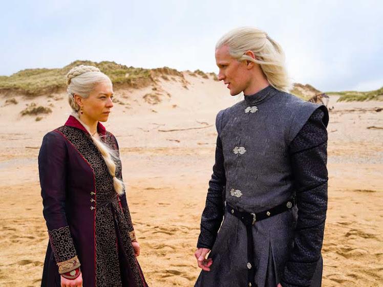 House of The Dragon: HBO divulga primeiras imagens oficiais