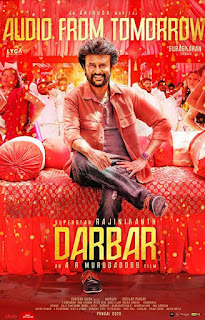 Darbar First Look Poster 4