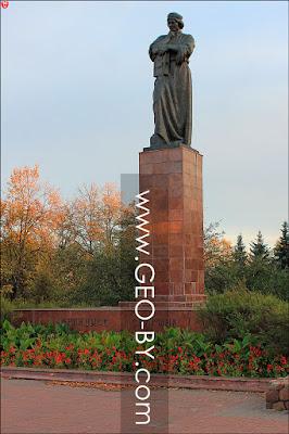 Полоцк. Франциск Скорина