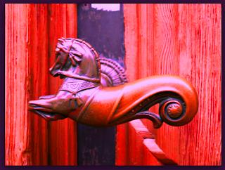 Antique Door Handles (Gagang Pintu Antik)