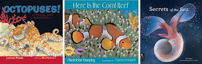 picture books about marine animals
