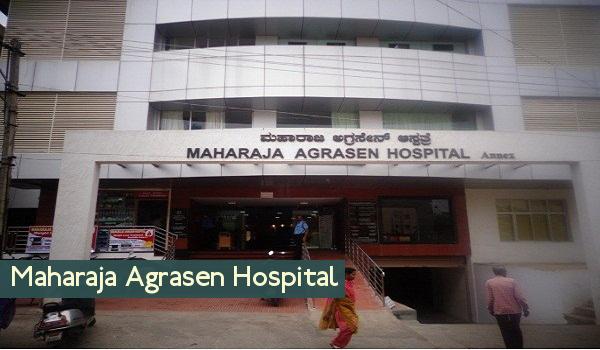 Maharaja Agrasen Hospital
