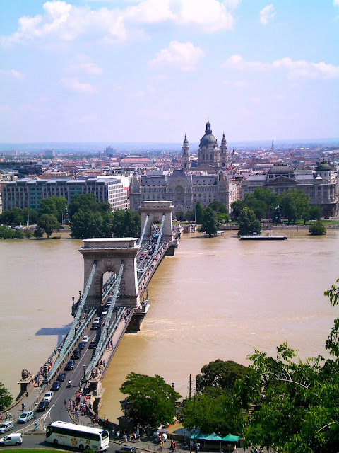 Budapest I (fotogalería) puente