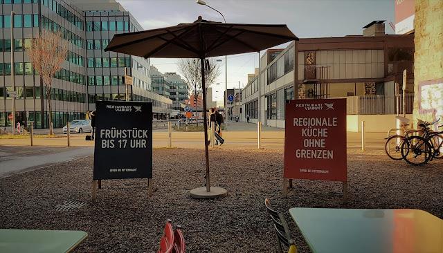 Dove mangiare a Zürich-West