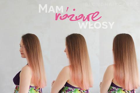Mam różowe włosy! ♡ - czytaj dalej »