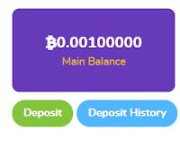 Main Balance