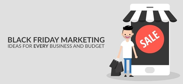 low-cost black friday business marketing ideas