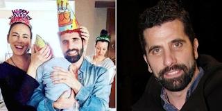 Θανάσης Βισκαδουράκης: «Ψέλνω στον γιο μου το «Τη Υπερμάχω», όταν τον νανουρίζω»