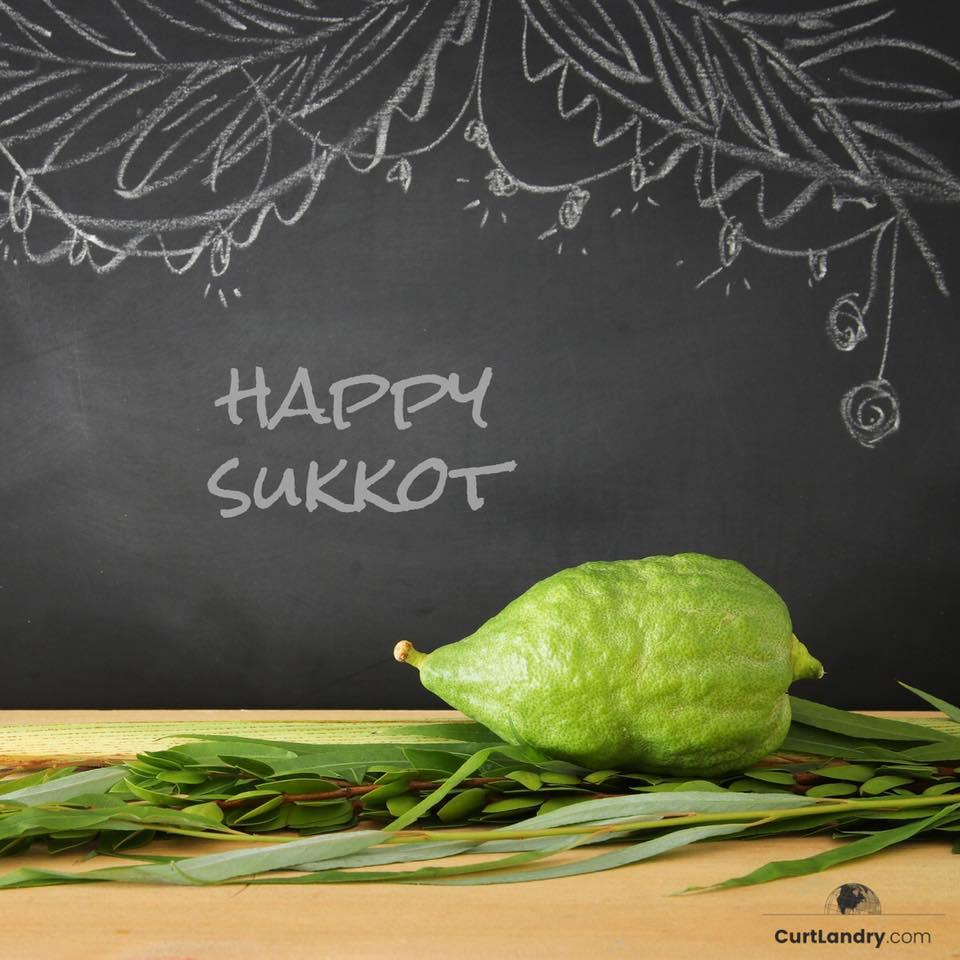 Sukkot Wishes Sweet Images
