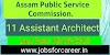 PWD, Assam Recruitment 2020: Apply For 11 Assistant Architect Posts Through APSC