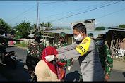 Ramadhan Hari Pertama, TNI -POLRI Tetap Berbagi Berkah Untuk Sesama di Tengah Covid-19