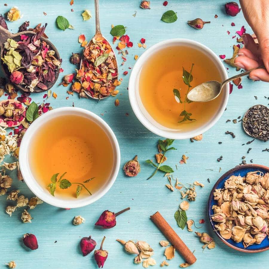 ماهي الشاي الشتوية التركية وعلى ماذا تحتوي ؟
