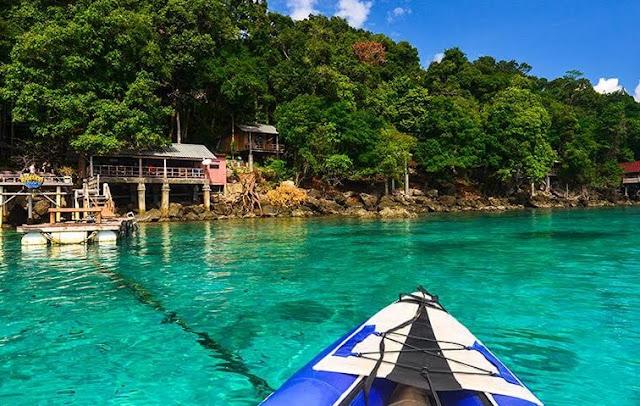 3. Spot Mancing Perairan di Sekitar Pulau Weh Aceh