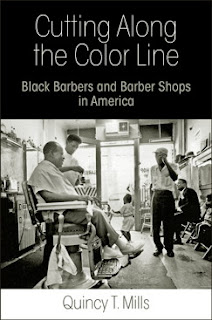 Cutting Along The Color Line by Quincy Mills