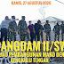 PANGDAM II/SRIWIJAYA TINJAU PEMBANGUNAN MARKAS DENZIPUR