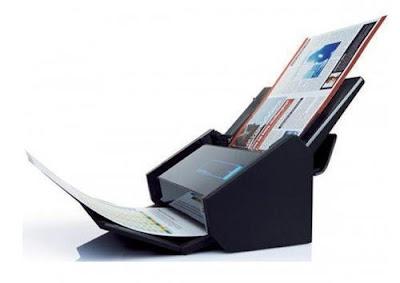 후지쯔 스캔 스냅 iX500 드라이버 다운로드