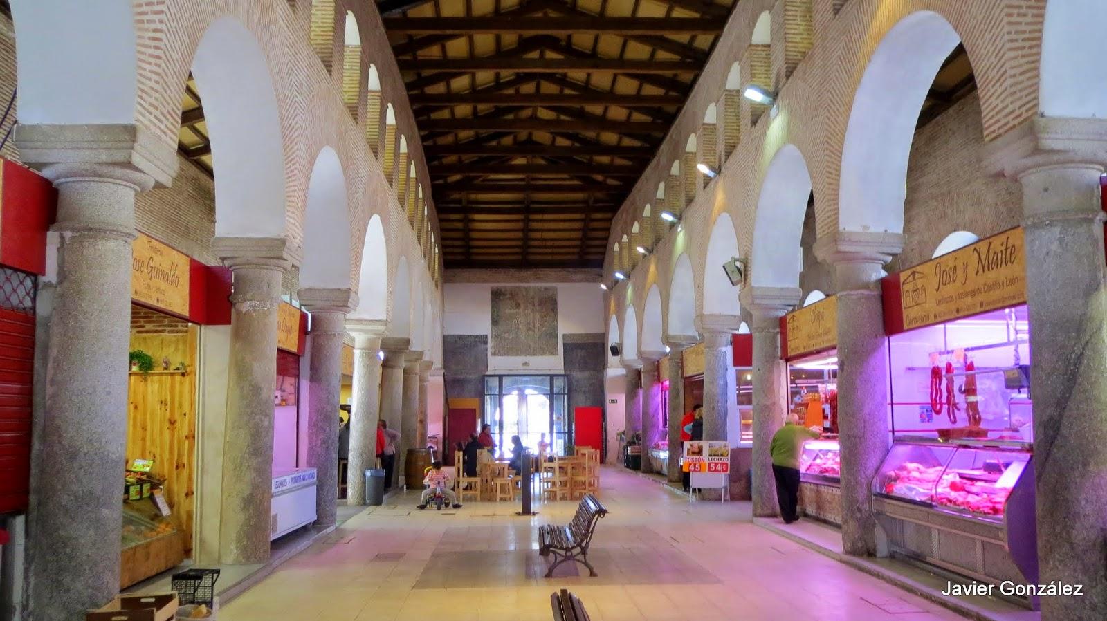 Reales Carnicerías. Medina del Campo