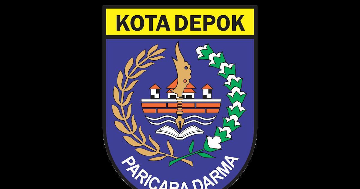 Logo Kota Depok Format Cdr & Png | GUDRIL LOGO | Tempat-nya Download logo CDR