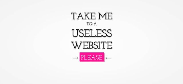 The Useless Web - fun websites