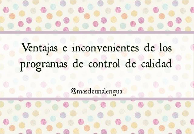 Programas de QA