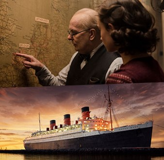 Darkest Hour Queen Mary Getaway Sweepstakes