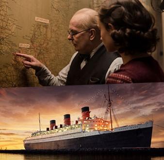 Darkest Hour Queen Mary Getaway Sweepstakes