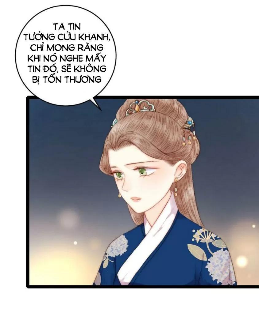 Nàng Phi Cửu Khanh - Thần Y Kiều Nữ chap 55 - Trang 17