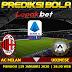 Prediksi Bola AC Milan Vs Udinese 19 Januari 2020