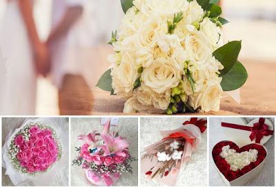 tempat pesan bouquet flower, bunga papan ucapan Tangerang