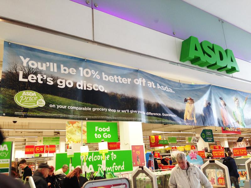 The Asda Price Guarantee