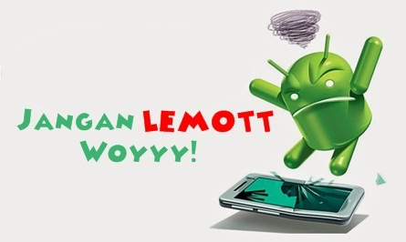 android lemot