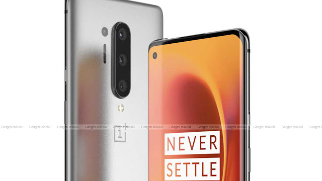 OnePlus 8 may launch in April