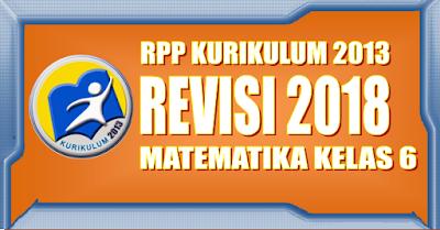 RPP Matematika Kelas 5 Kurikulum 2013 Revisi 2018
