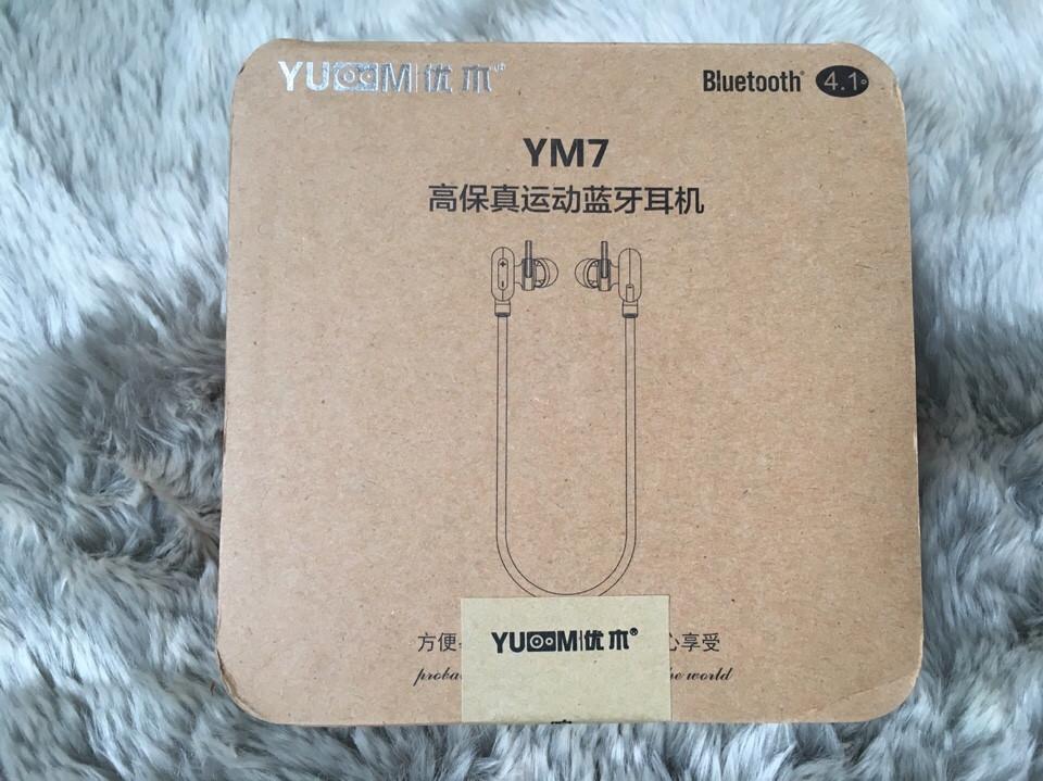 Tai nghe bluetooth sport YM7 chính hãng 01300
