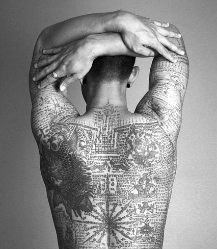 Jangan memasang tato