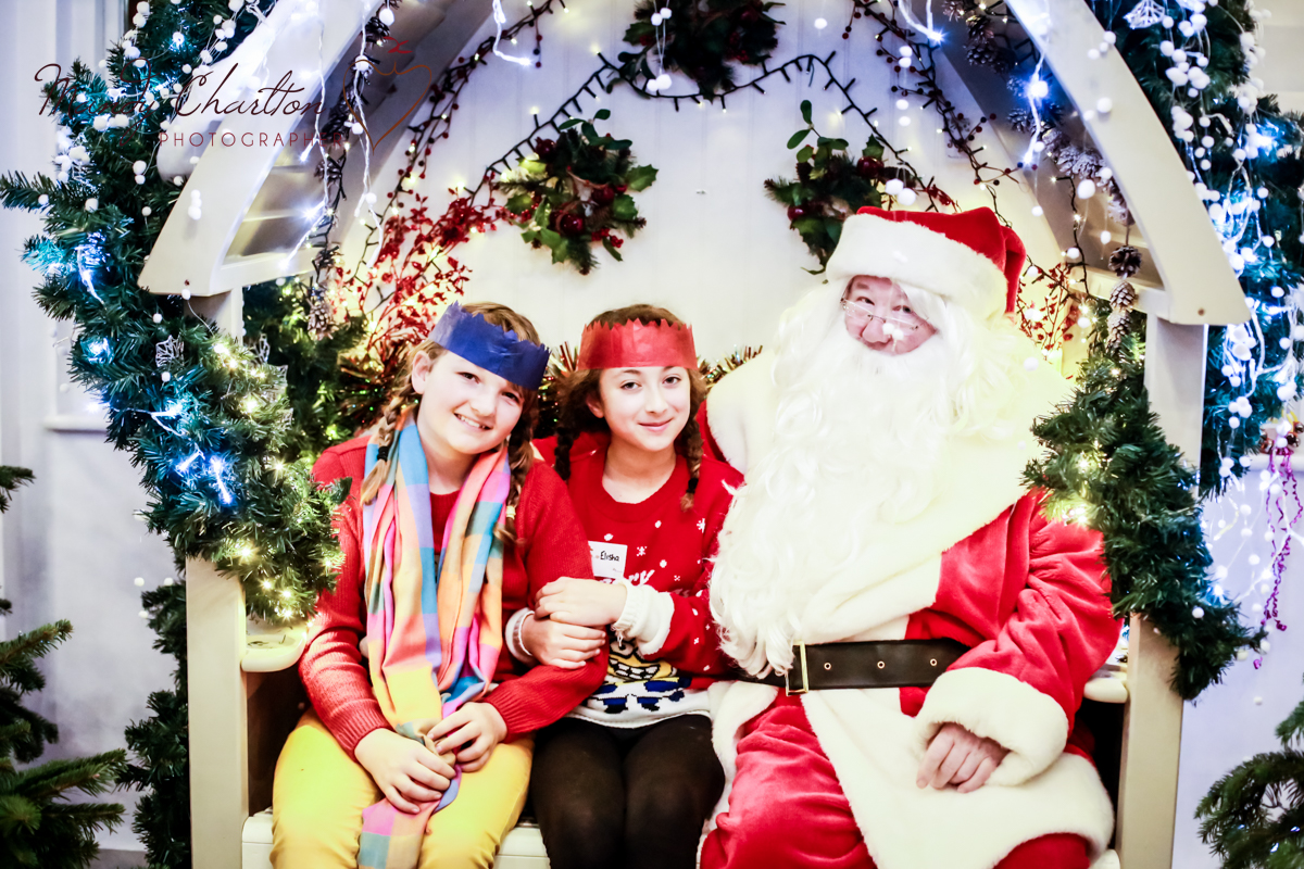Tea with Santa at Gosforth Wyevale Garden Centre | A Review by Mandy Charlton